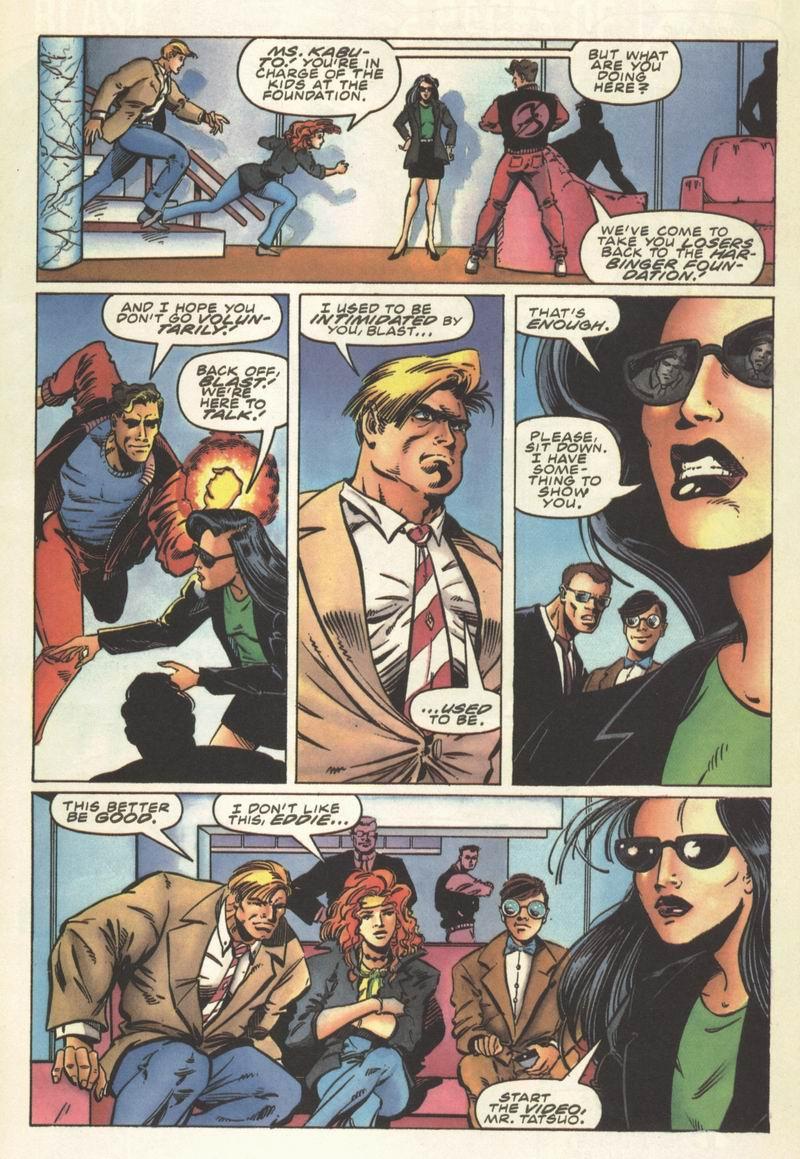 Read online Secret Weapons comic -  Issue #8 - 10