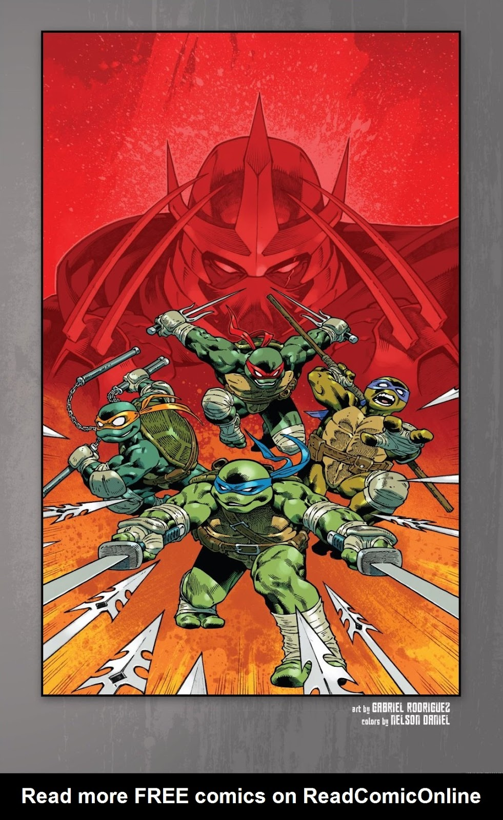 Read online Teenage Mutant Ninja Turtles: The IDW Collection comic -  Issue # TPB 6 (Part 3) - 83