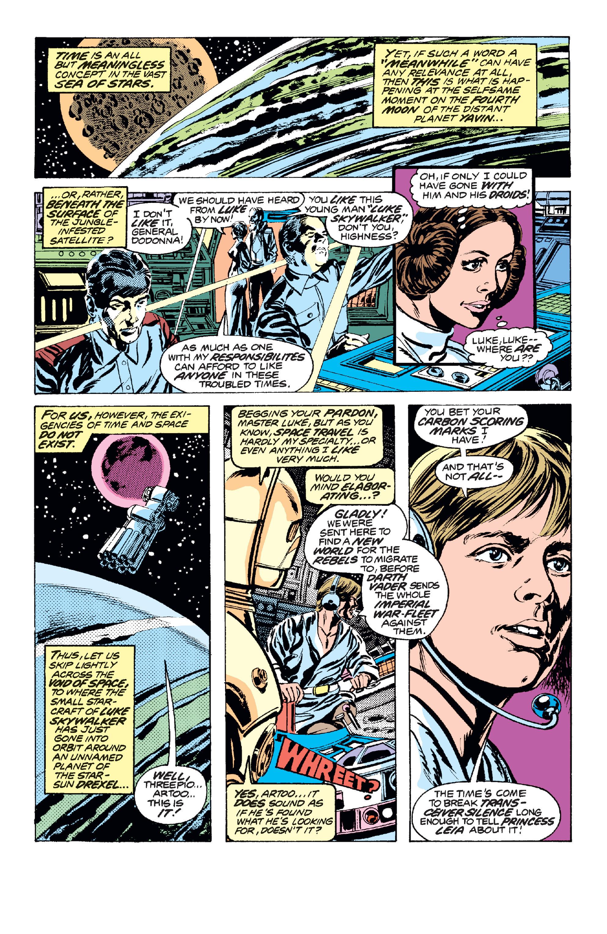 Read online Star Wars Omnibus comic -  Issue # Vol. 13 - 160