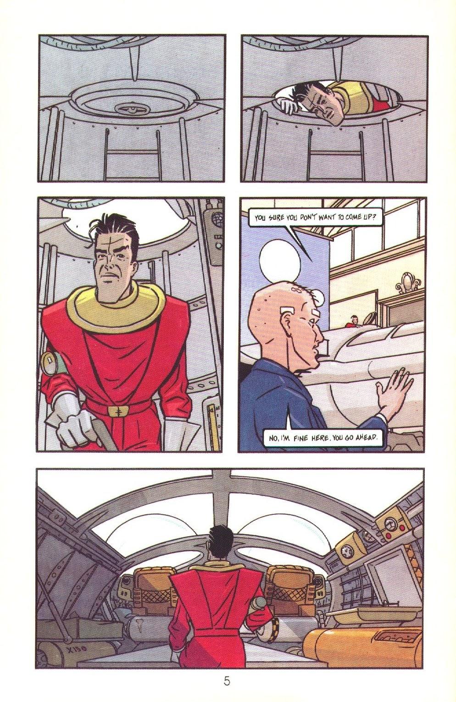 Read online Dare comic -  Issue #3 - 7
