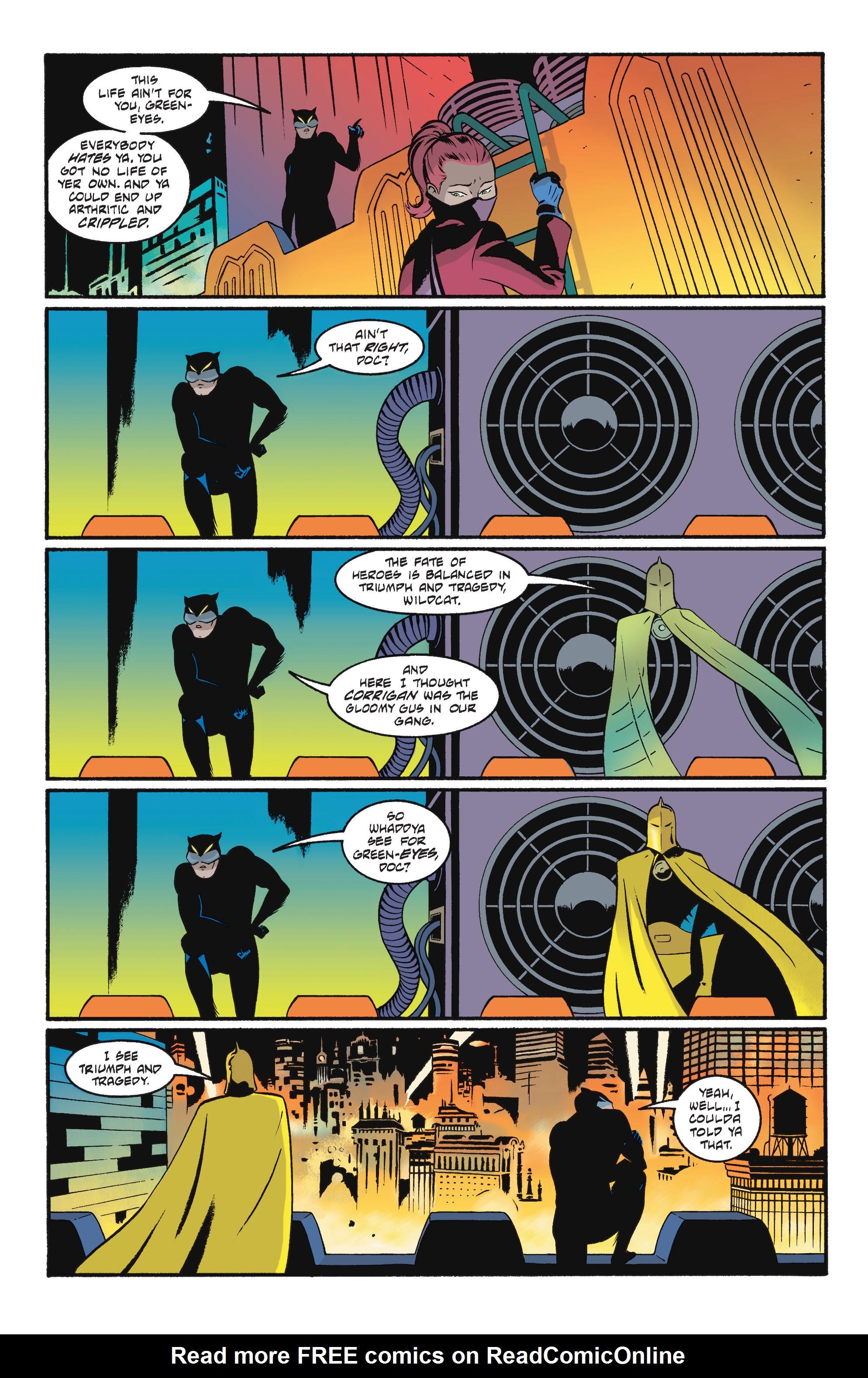 Read online Batgirl/Robin: Year One comic -  Issue # TPB 2 - 19