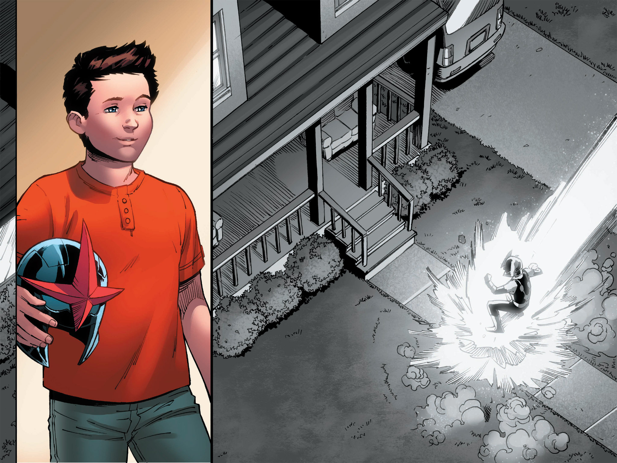 Read online A Year Of Marvels: June Infinite Comic comic -  Issue #A Year Of Marvels: June Infinite Comic Full - 72