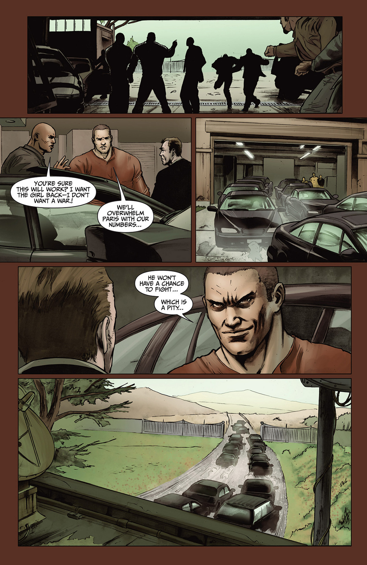Read online Athena comic -  Issue #2 - 19