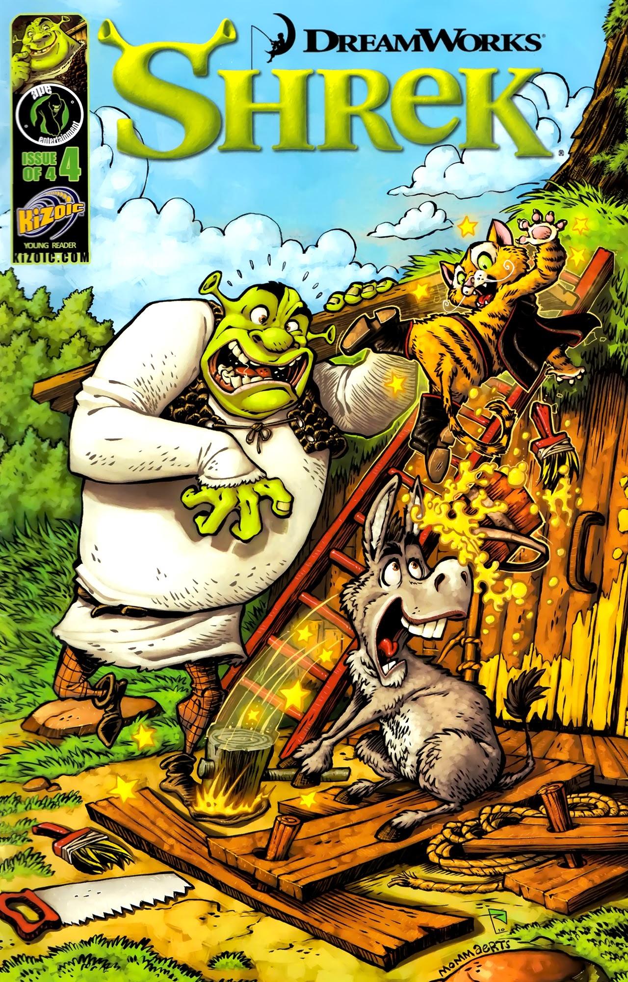 Shrek (2010) 4 Page 1