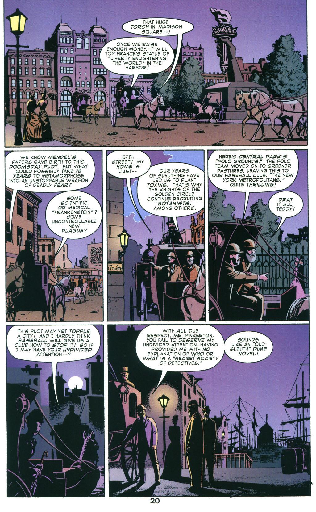 Read online Batman: Detective #27 comic -  Issue #27 TPB - 26