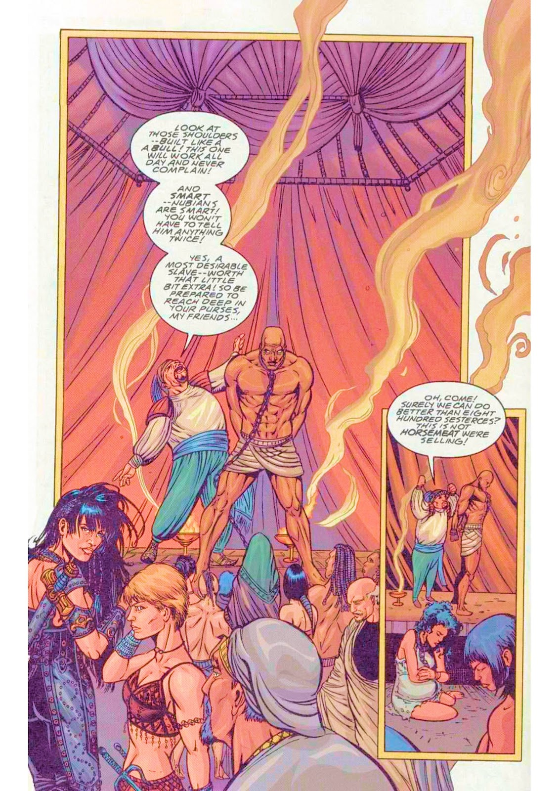 Xena: Warrior Princess (1999) Issue #4 #4 - English 12