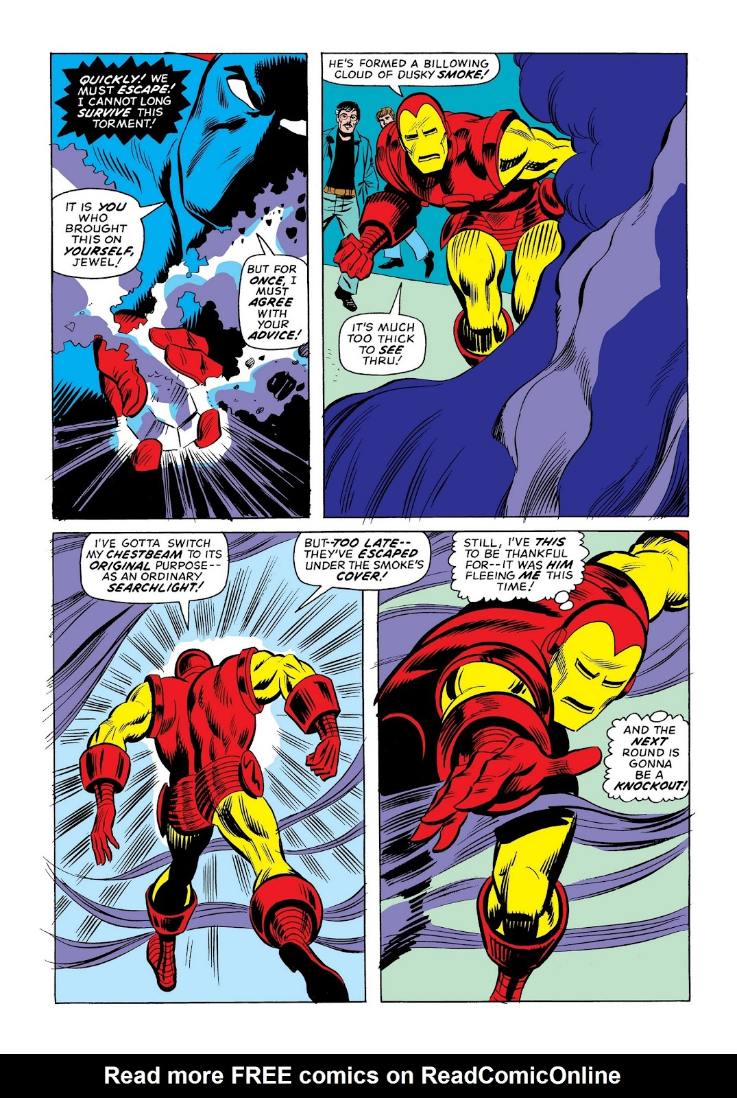 Read online Marvel Masterworks: The Invincible Iron Man comic -  Issue # TPB 9 (Part 3) - 21
