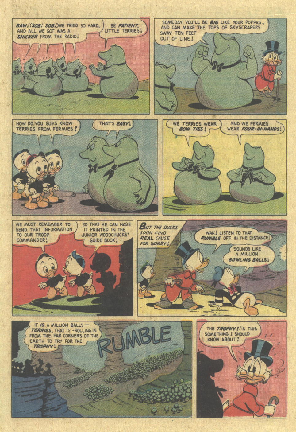 Read online Uncle Scrooge (1953) comic -  Issue #109 - 17