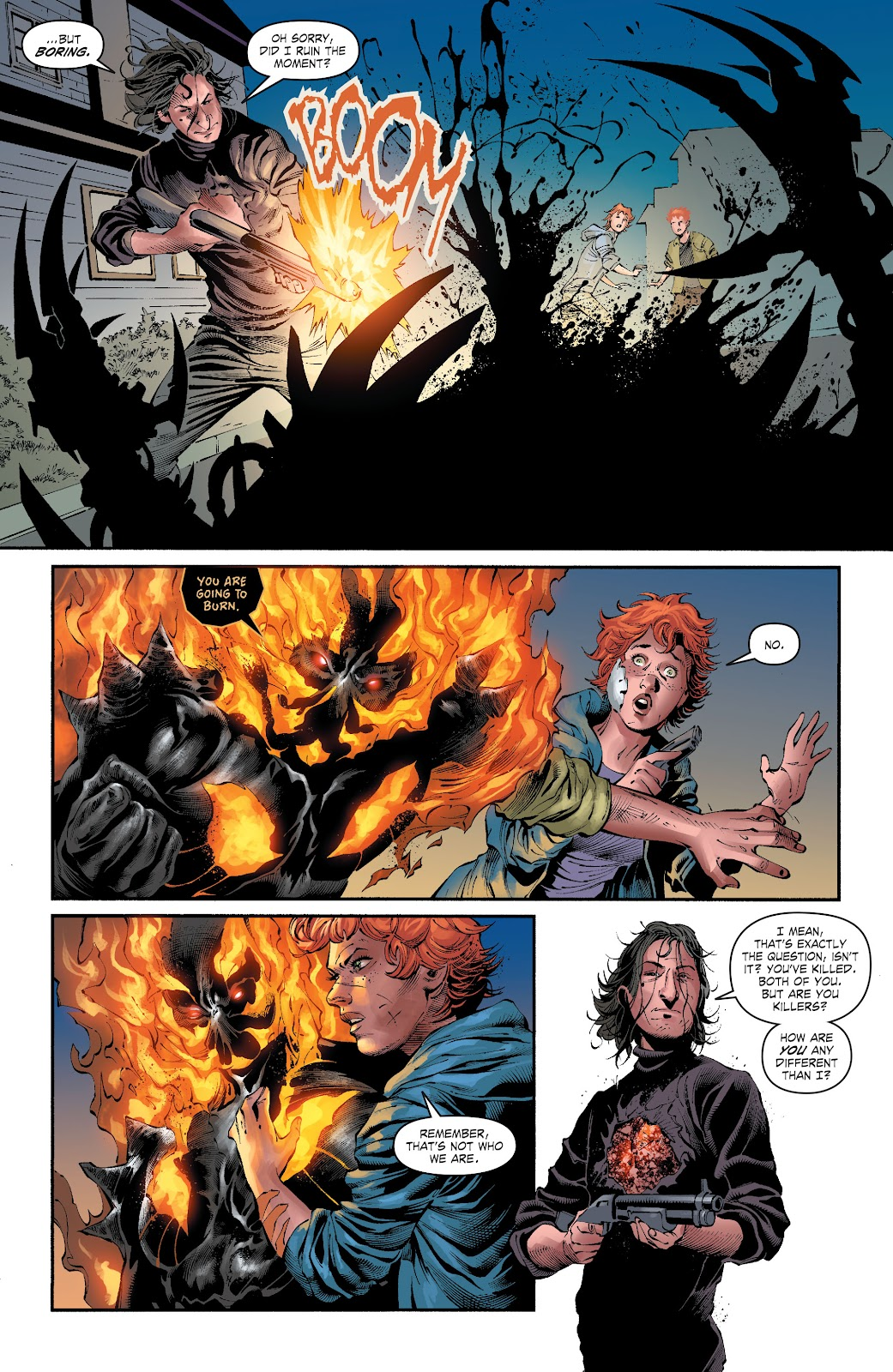 Read online The Curse of Brimstone: Ashes comic -  Issue # TPB (Part 2) - 28