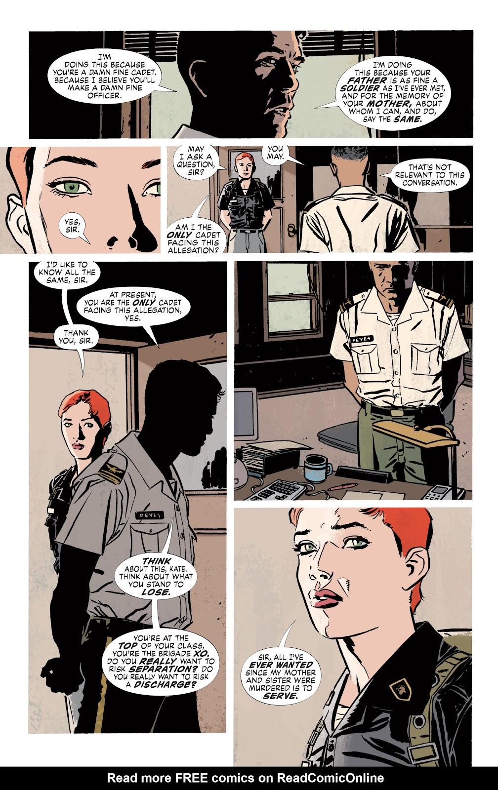Read online Detective Comics (1937) comic -  Issue # _TPB Batwoman – Elegy (New Edition) (Part 2) - 6