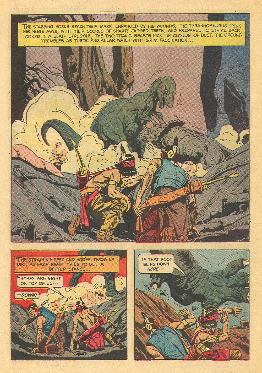 Read online Turok, Son of Stone comic -  Issue #39 - 6