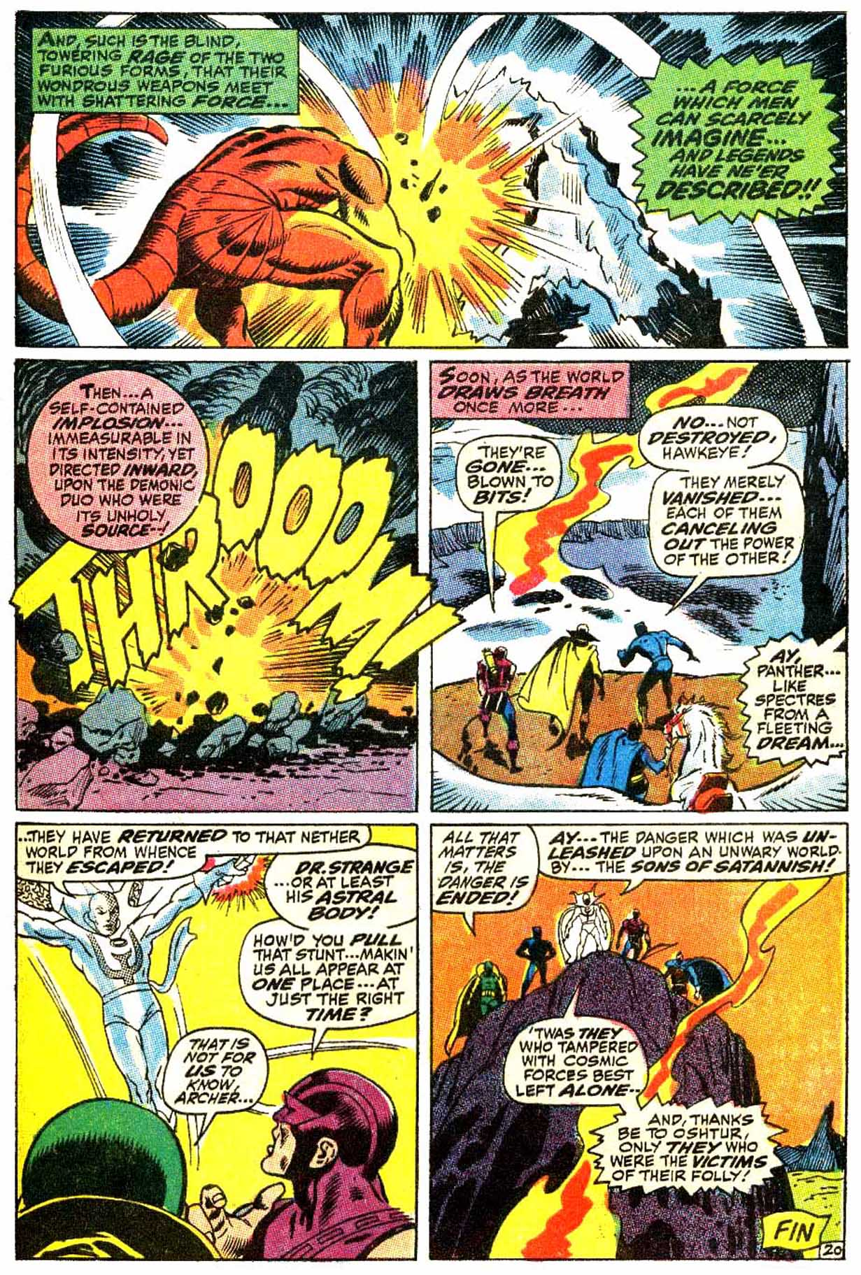 The Avengers (1963) 61 Page 20