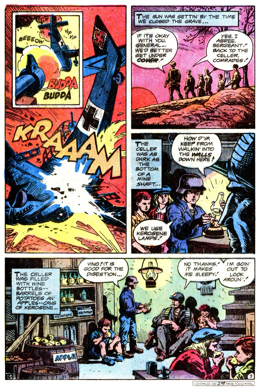 Read online Sgt. Rock comic -  Issue #358 - 9