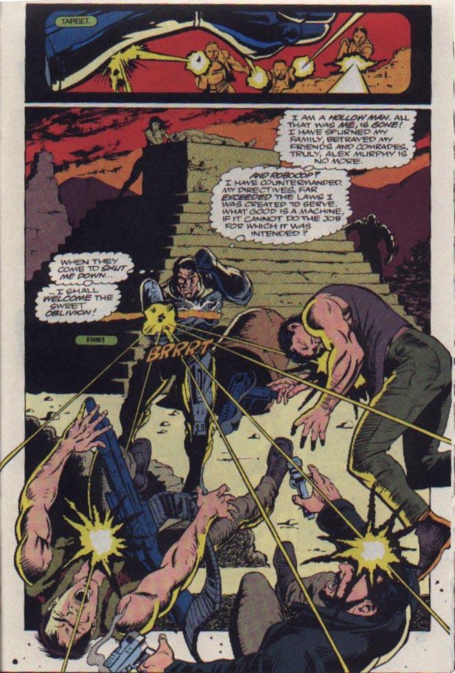Read online Robocop (1990) comic -  Issue #23 - 14