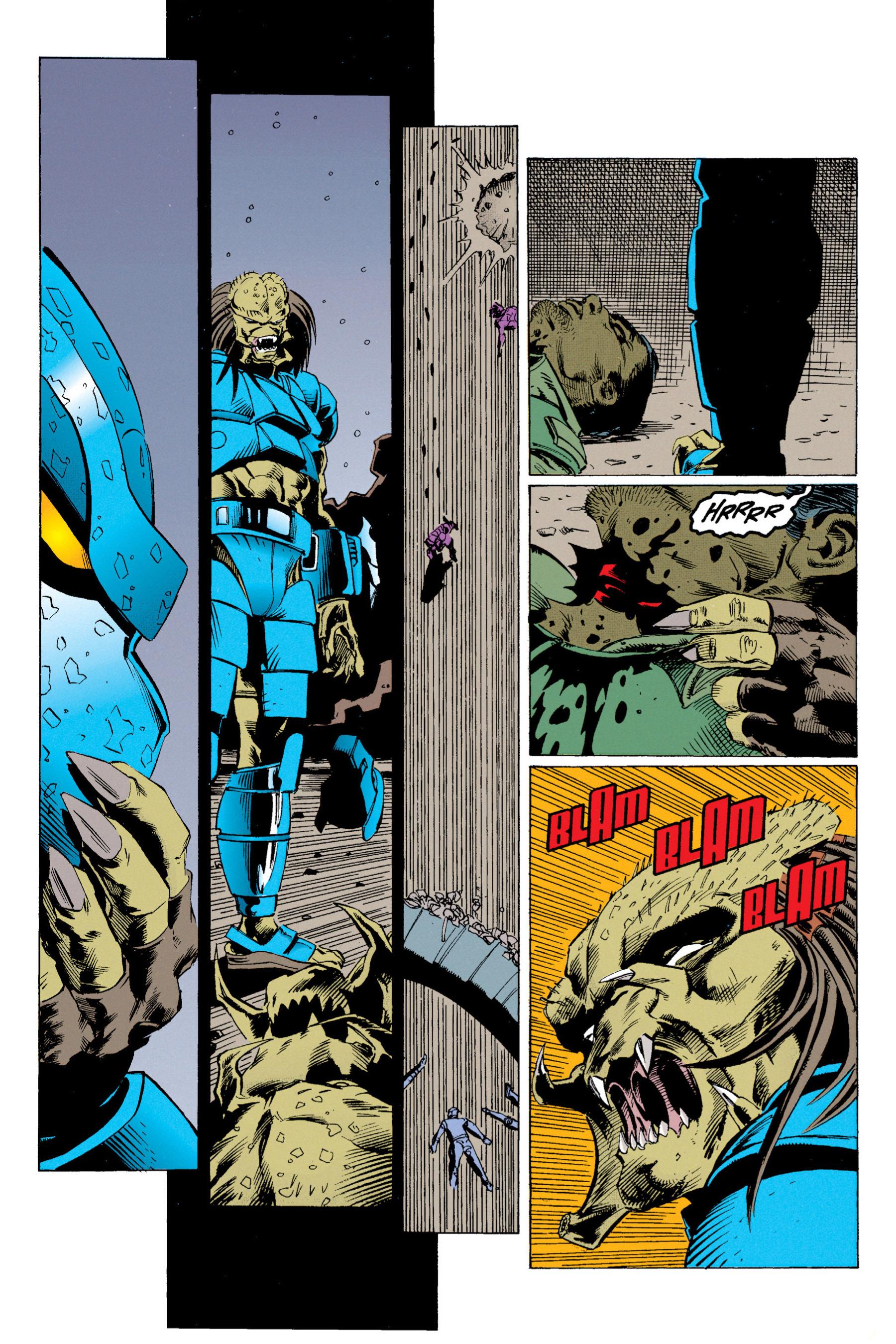 Read online Aliens vs. Predator Omnibus comic -  Issue # _TPB 1 Part 3 - 7