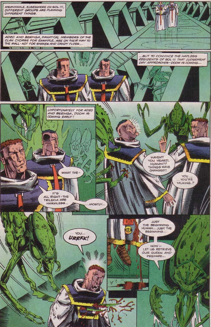 Read online Cyberspace 3000 comic -  Issue #5 - 10