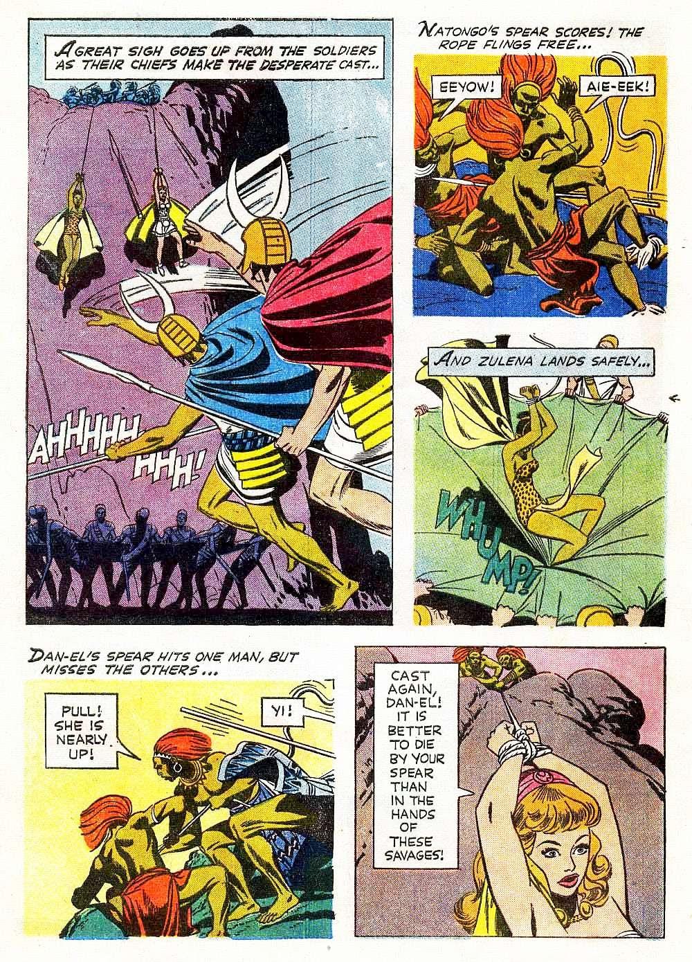 Tarzan (1962) issue 136 - Page 32