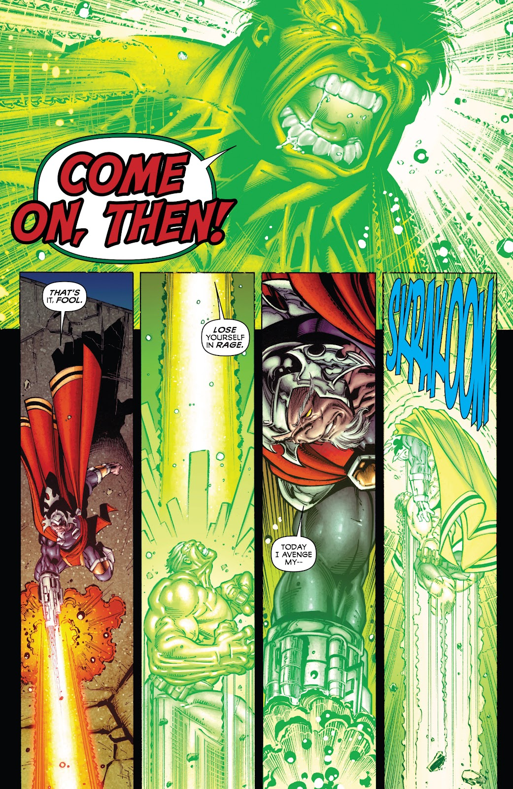 Read online Incredible Hulks (2010) comic -  Issue # _TPB Heart of the Monster - 58