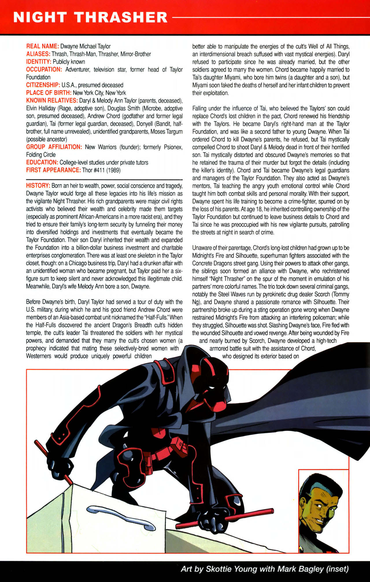 Read online All-New Official Handbook of the Marvel Universe A to Z comic -  Issue #8 - 14