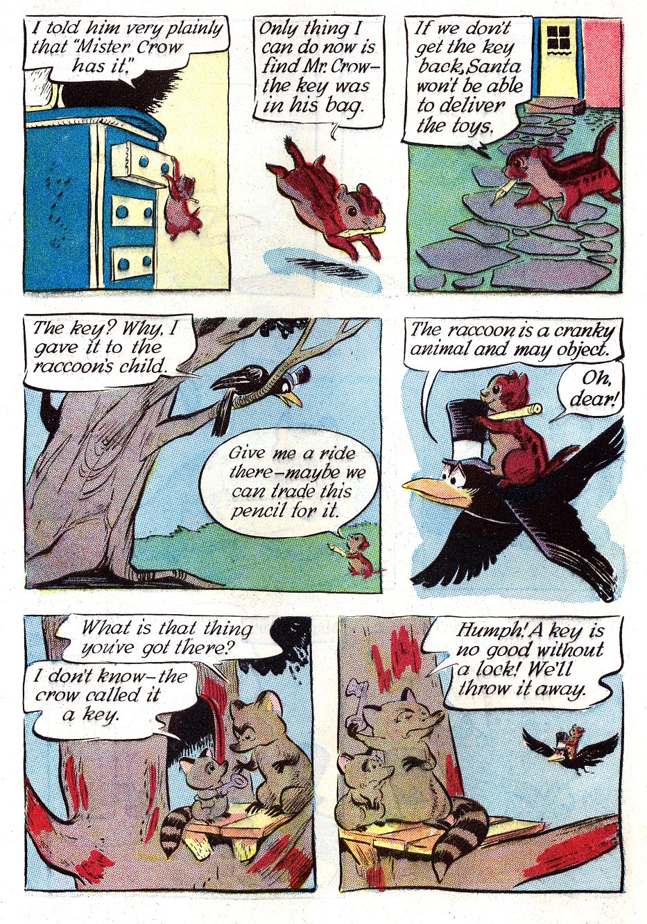 Four Color Comics issue 201 - Page 50
