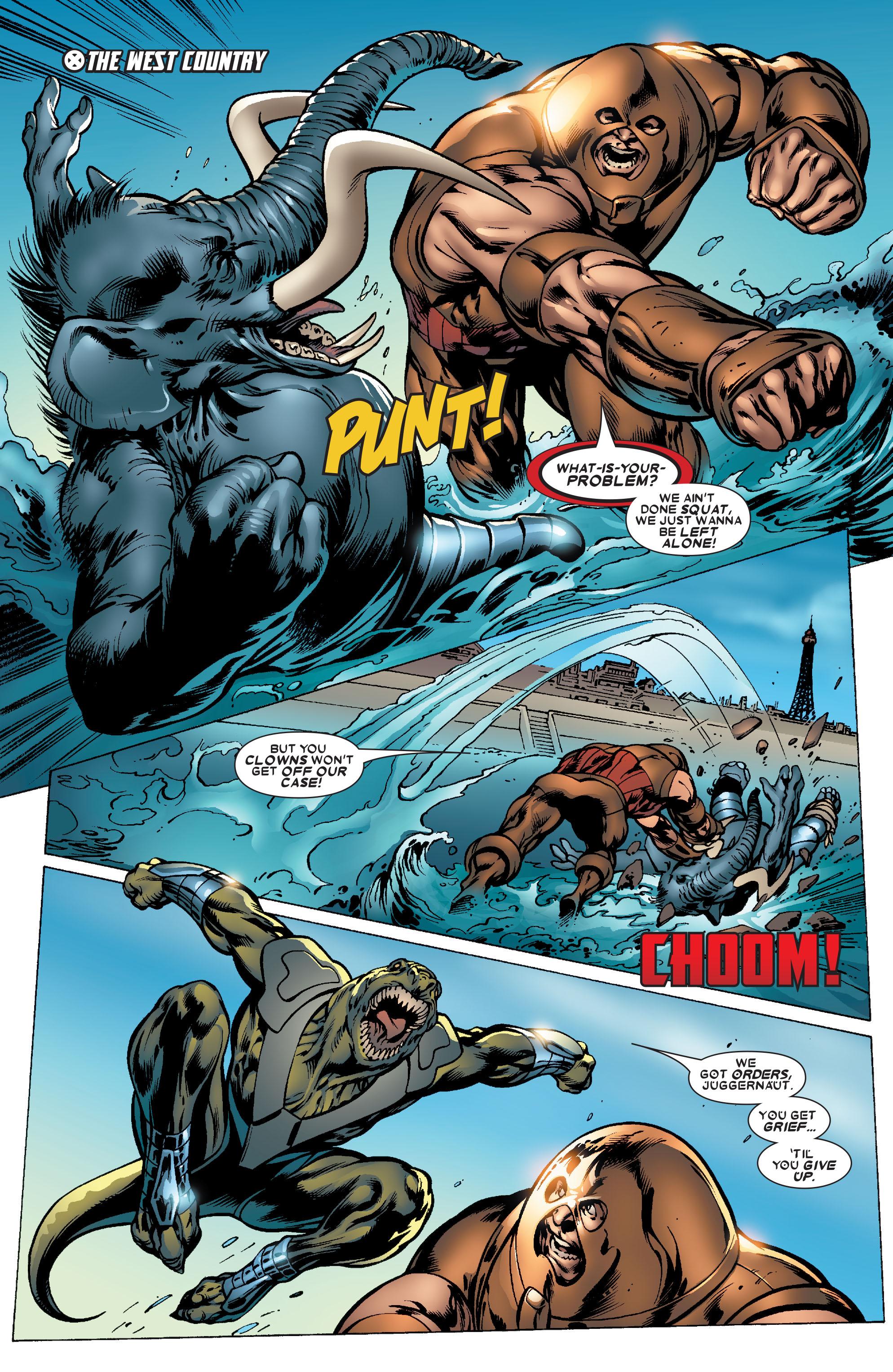 Read online Uncanny X-Men (1963) comic -  Issue #463 - 17