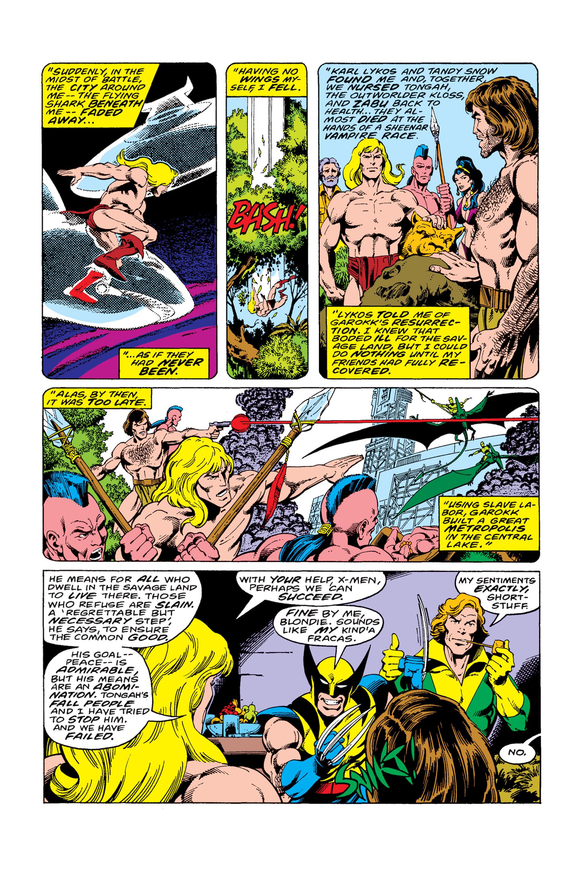 Uncanny X-Men (1963) 115 Page 14