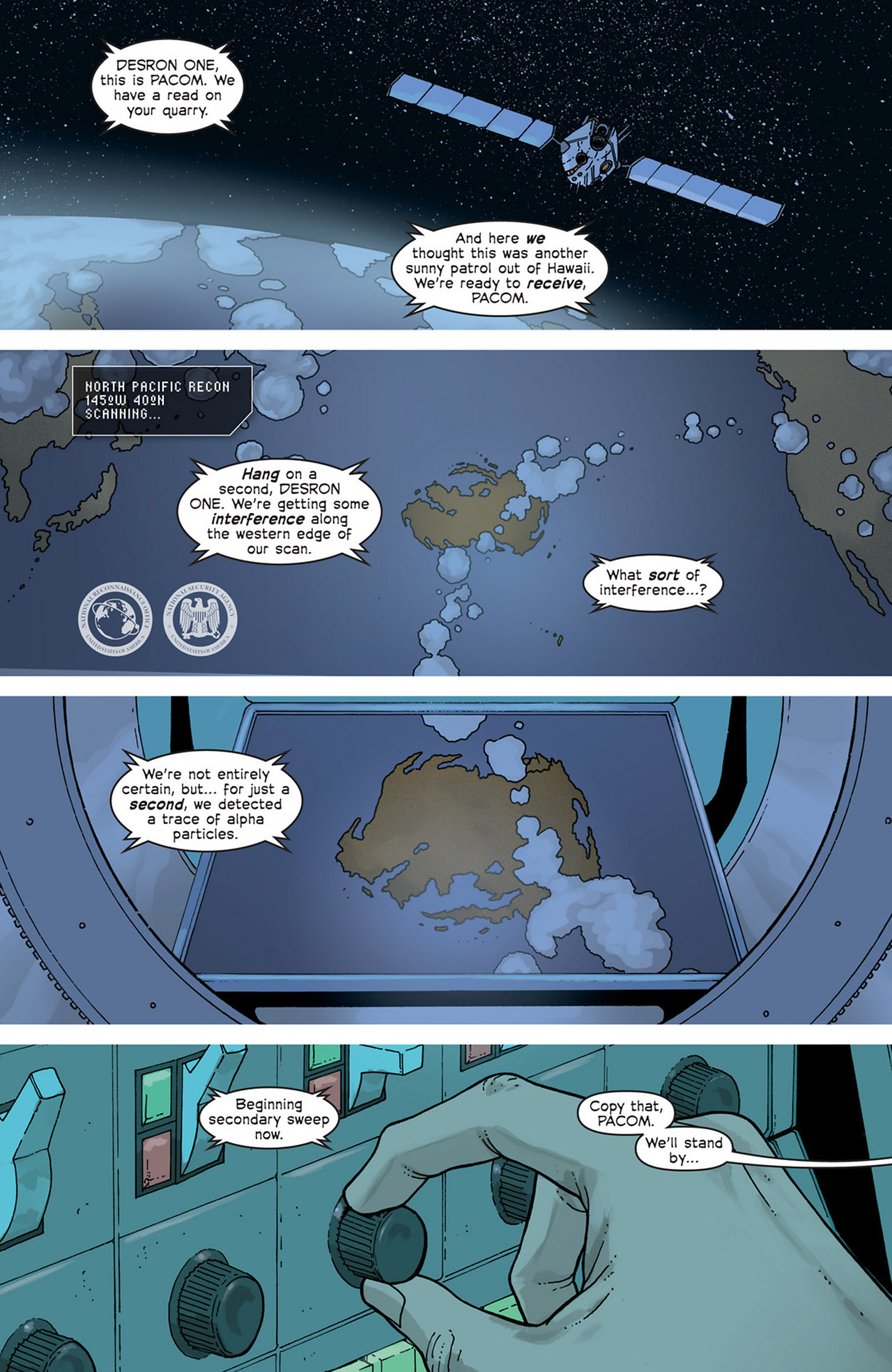 Read online Great Pacific comic -  Issue #5 - 3
