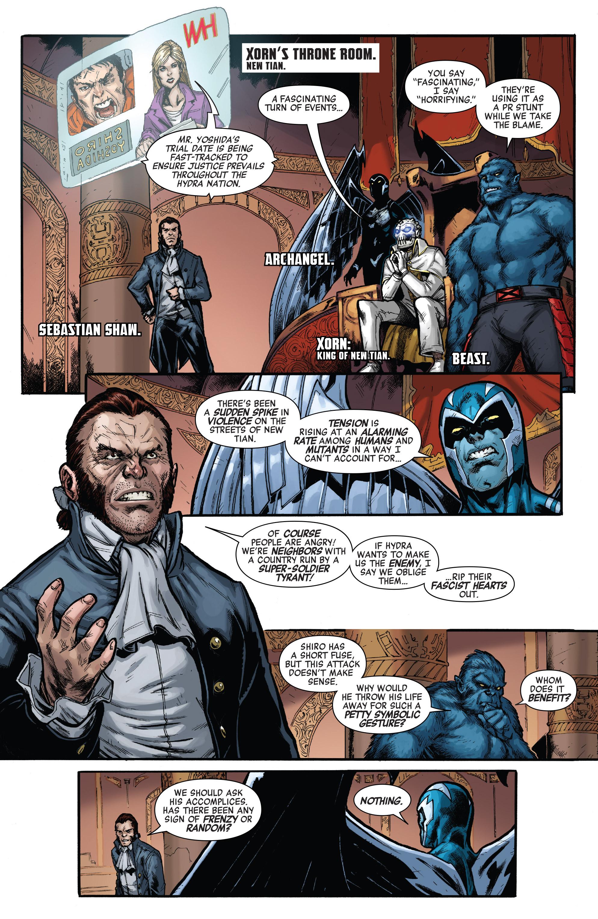 Read online Secret Empire: United comic -  Issue # Full - 14