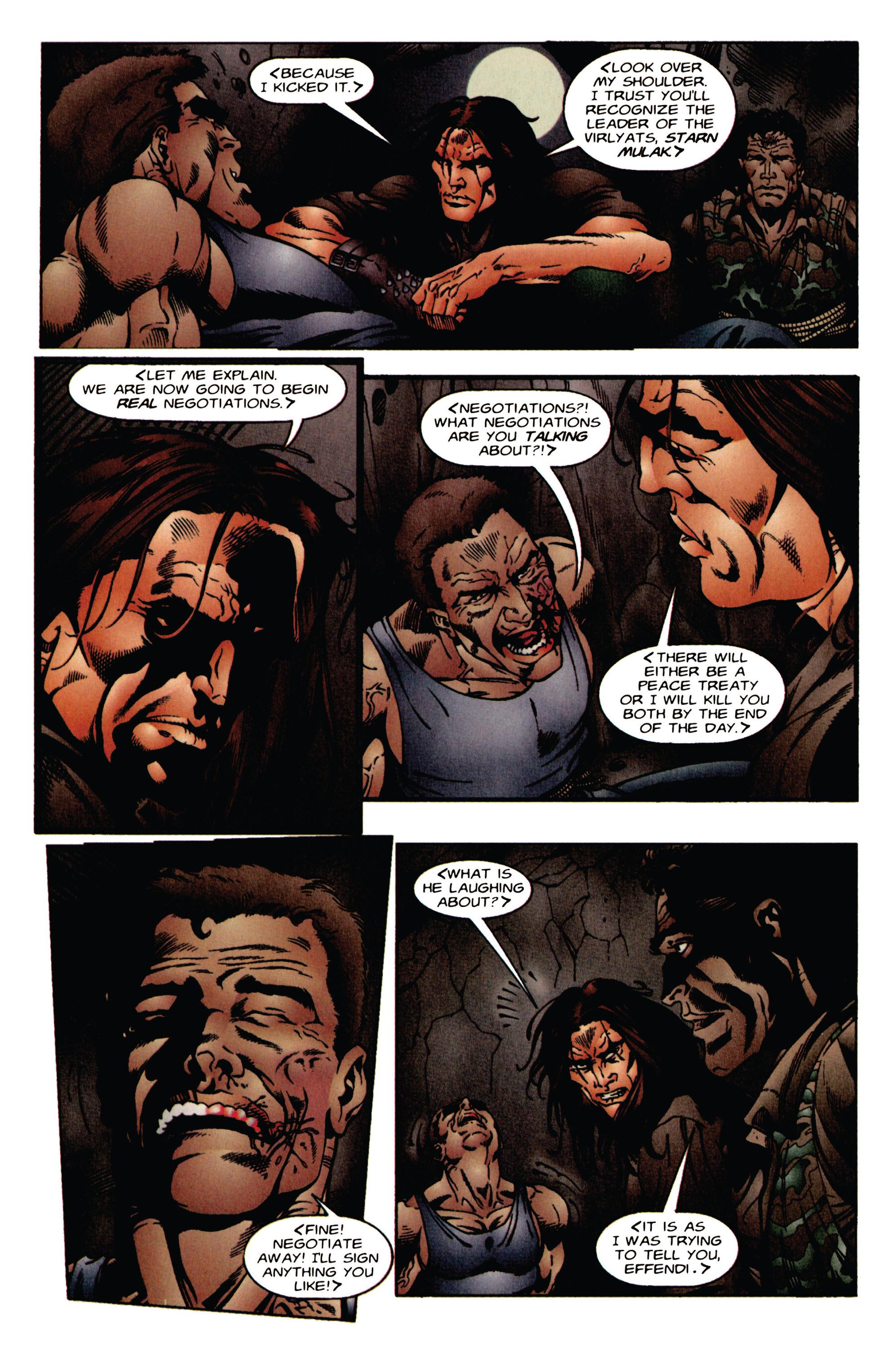 Read online Eternal Warrior (1992) comic -  Issue #41 - 17