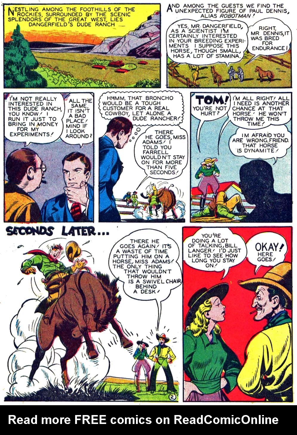 Star Spangled Comics (1941) issue 27 - Page 52
