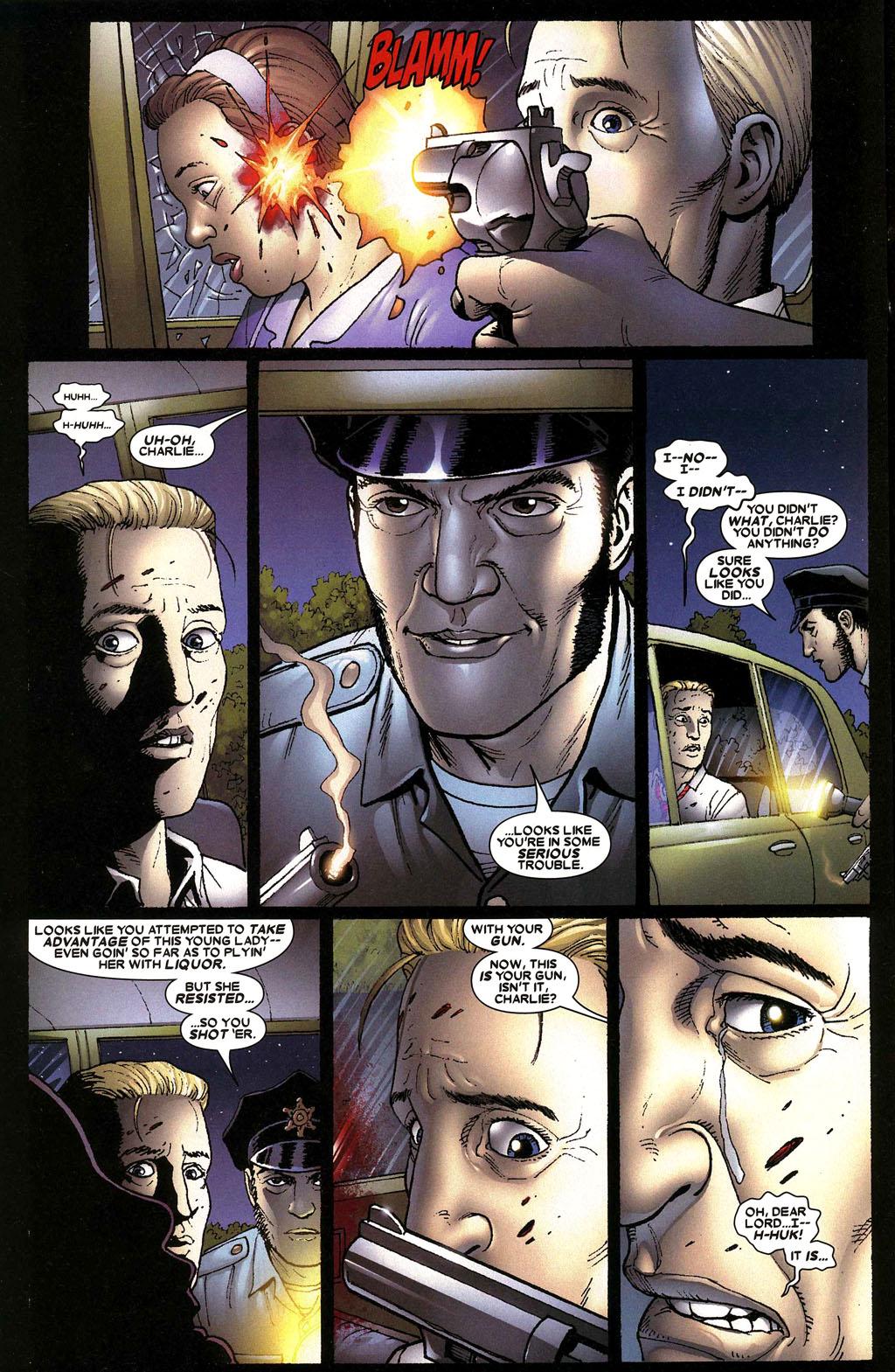 Read online Wolverine: Origins comic -  Issue #3 - 16