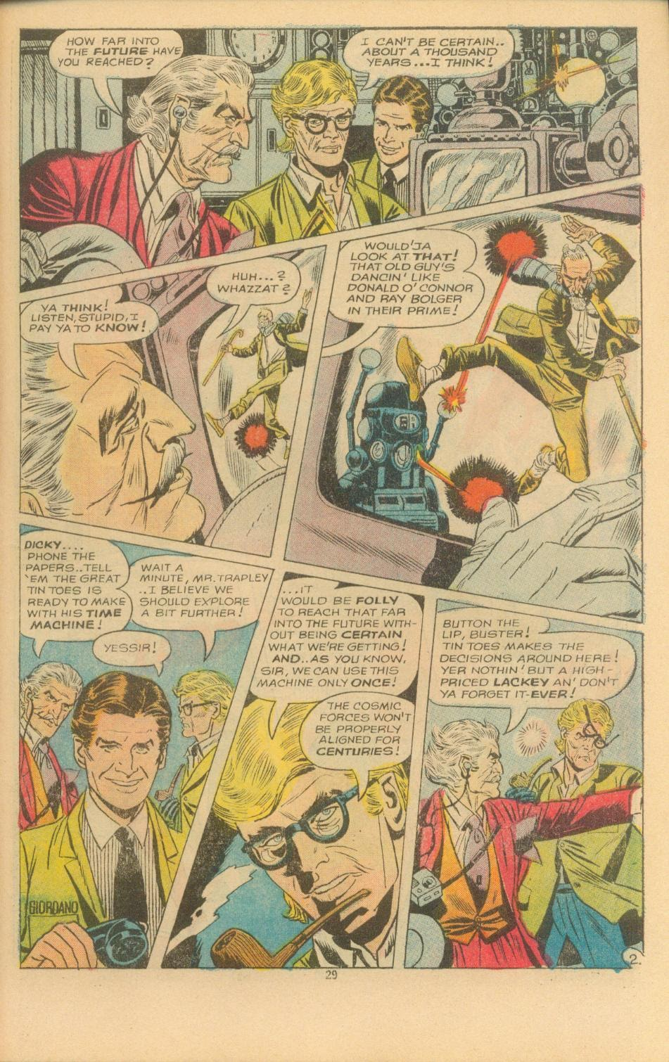 The Witching Hour (1969) issue 38 - Page 31