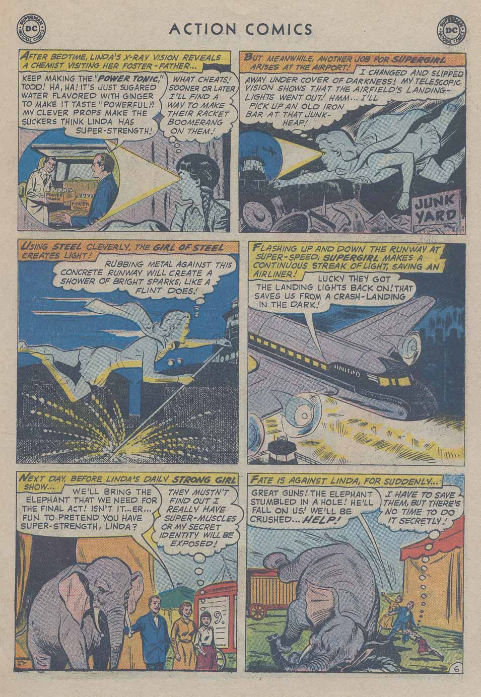 Action Comics (1938) 254 Page 30