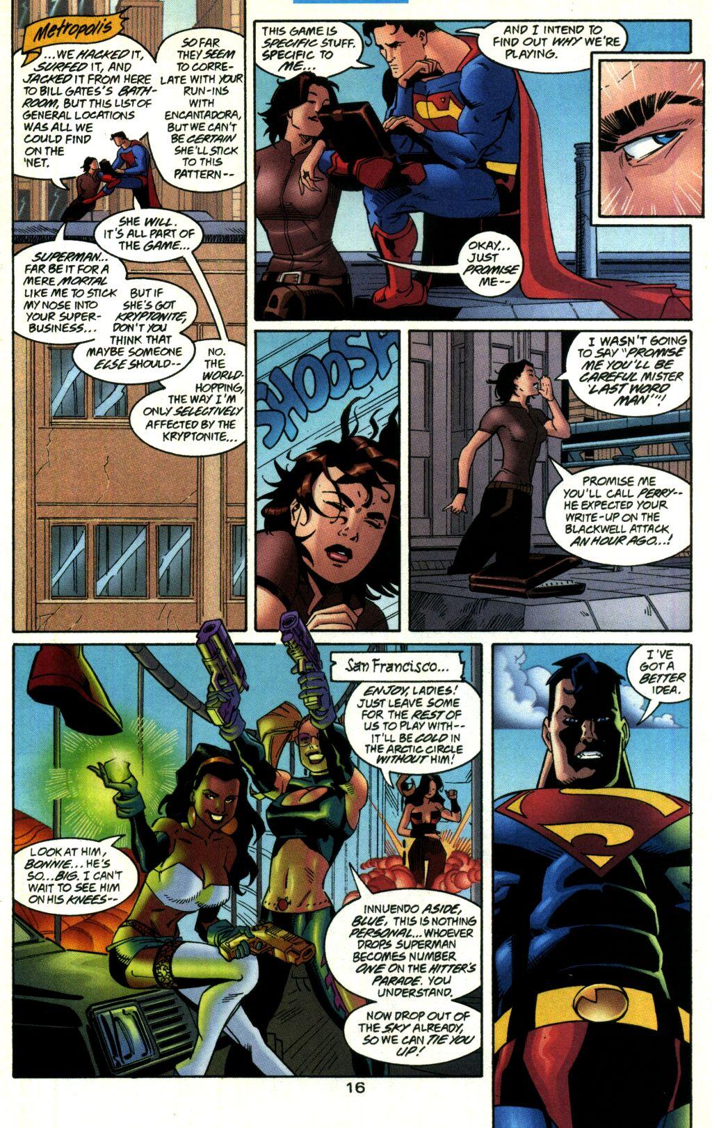 Action Comics (1938) 760 Page 16