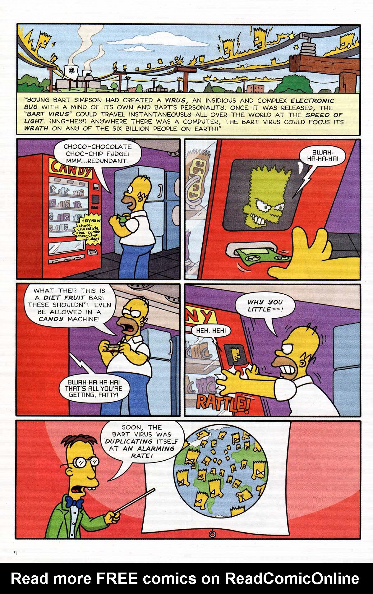 Read online Simpsons Comics Presents Bart Simpson comic -  Issue #15 - 6