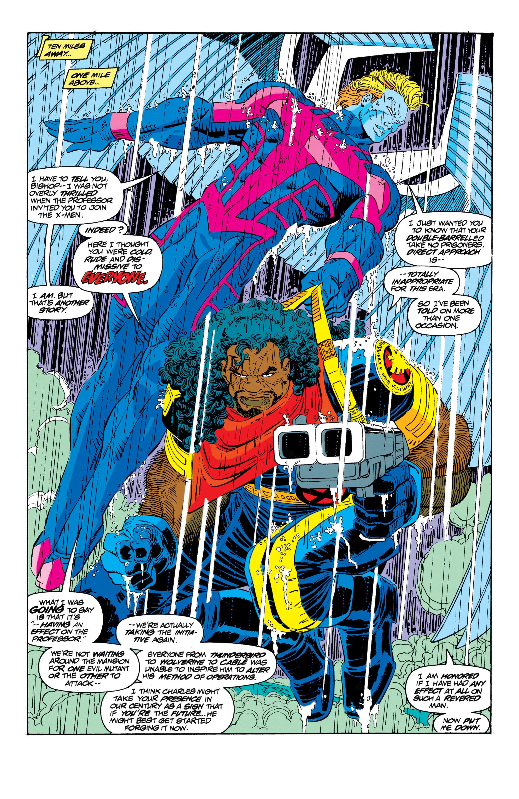 Read online Uncanny X-Men (1963) comic -  Issue #300 - 21
