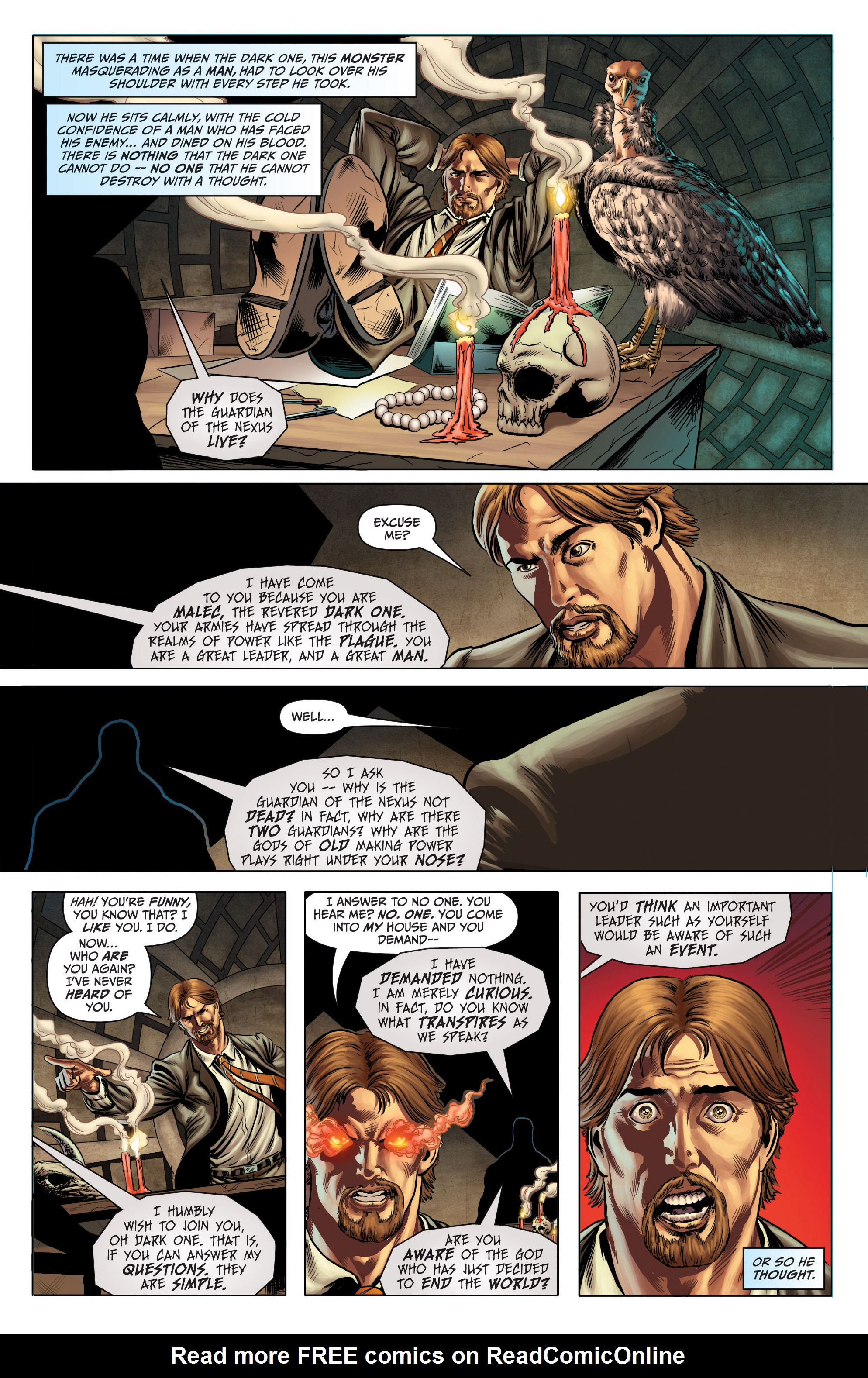Read online Grimm Fairy Tales presents Grimm Universe comic -  Issue # TPB - 41