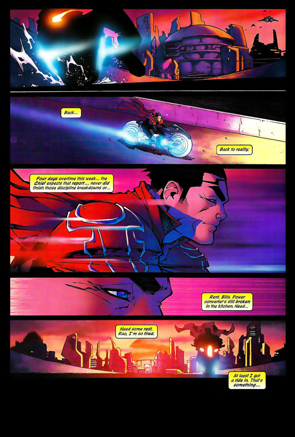 Action Comics (1938) 812 Page 3