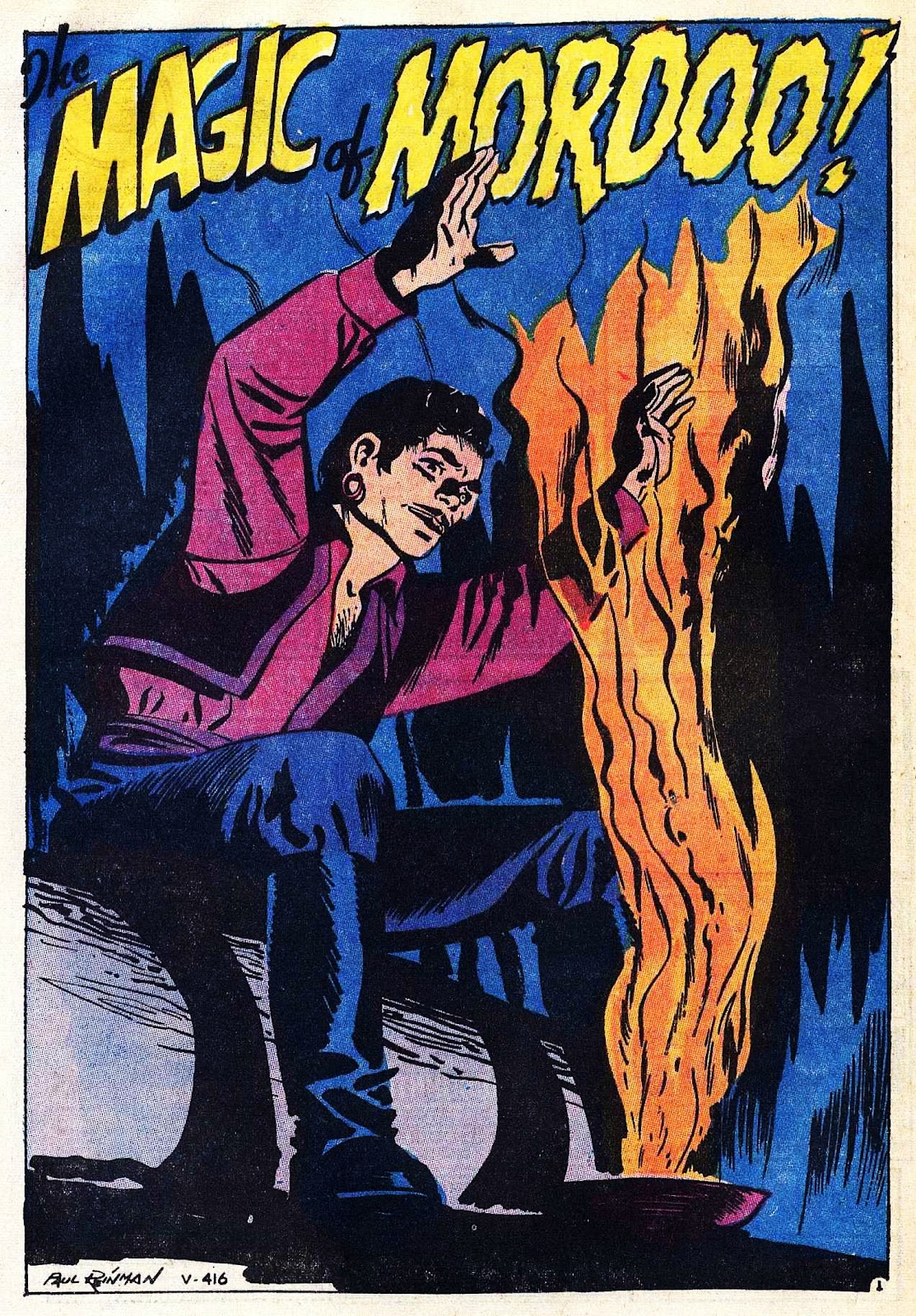 Where Monsters Dwell (1970) issue 9 - Page 21