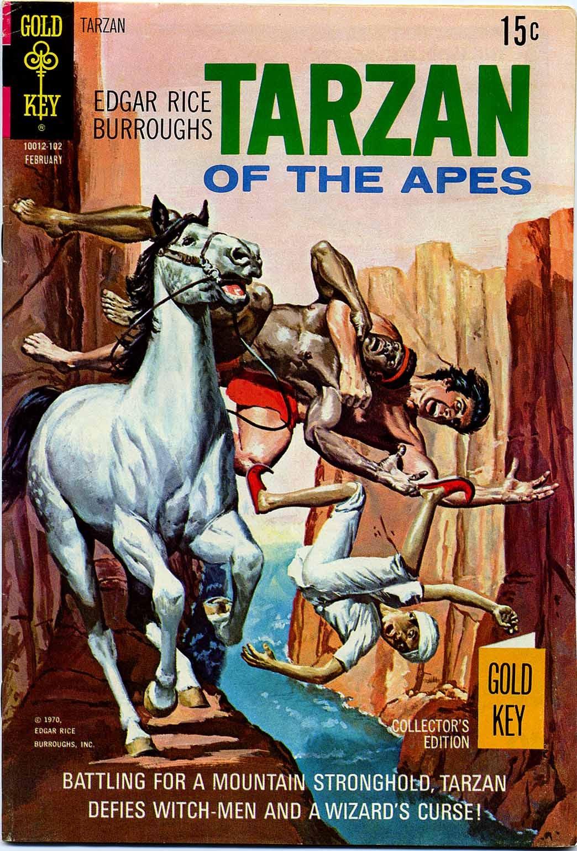 Tarzan (1962) issue 198 - Page 1