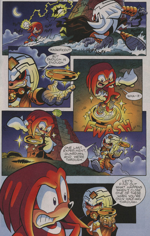 Read online Sonic Universe comic -  Issue #12 - 18