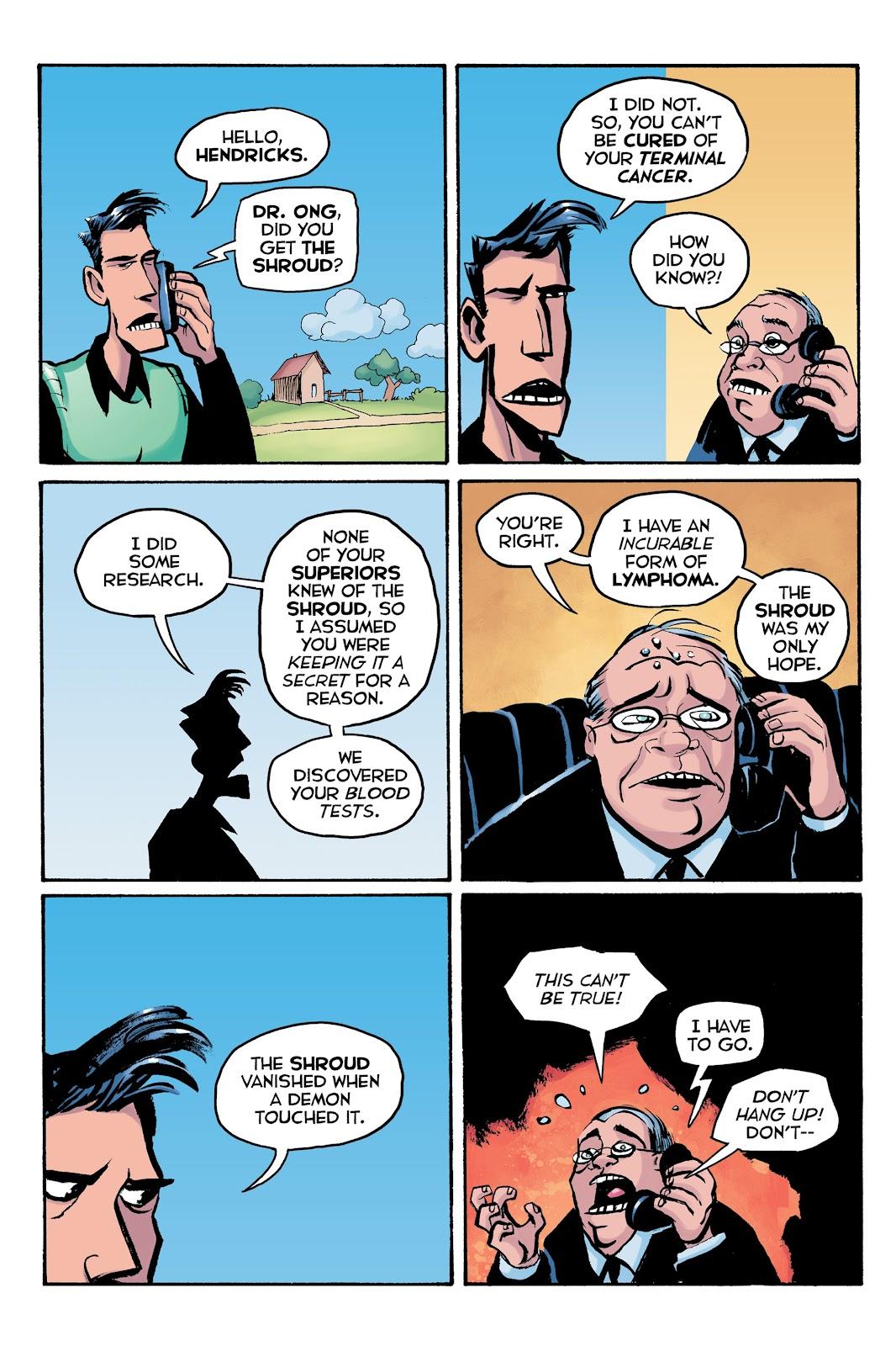 Read online Creature Tech (2019) comic -  Issue # TPB (Part 2) - 104