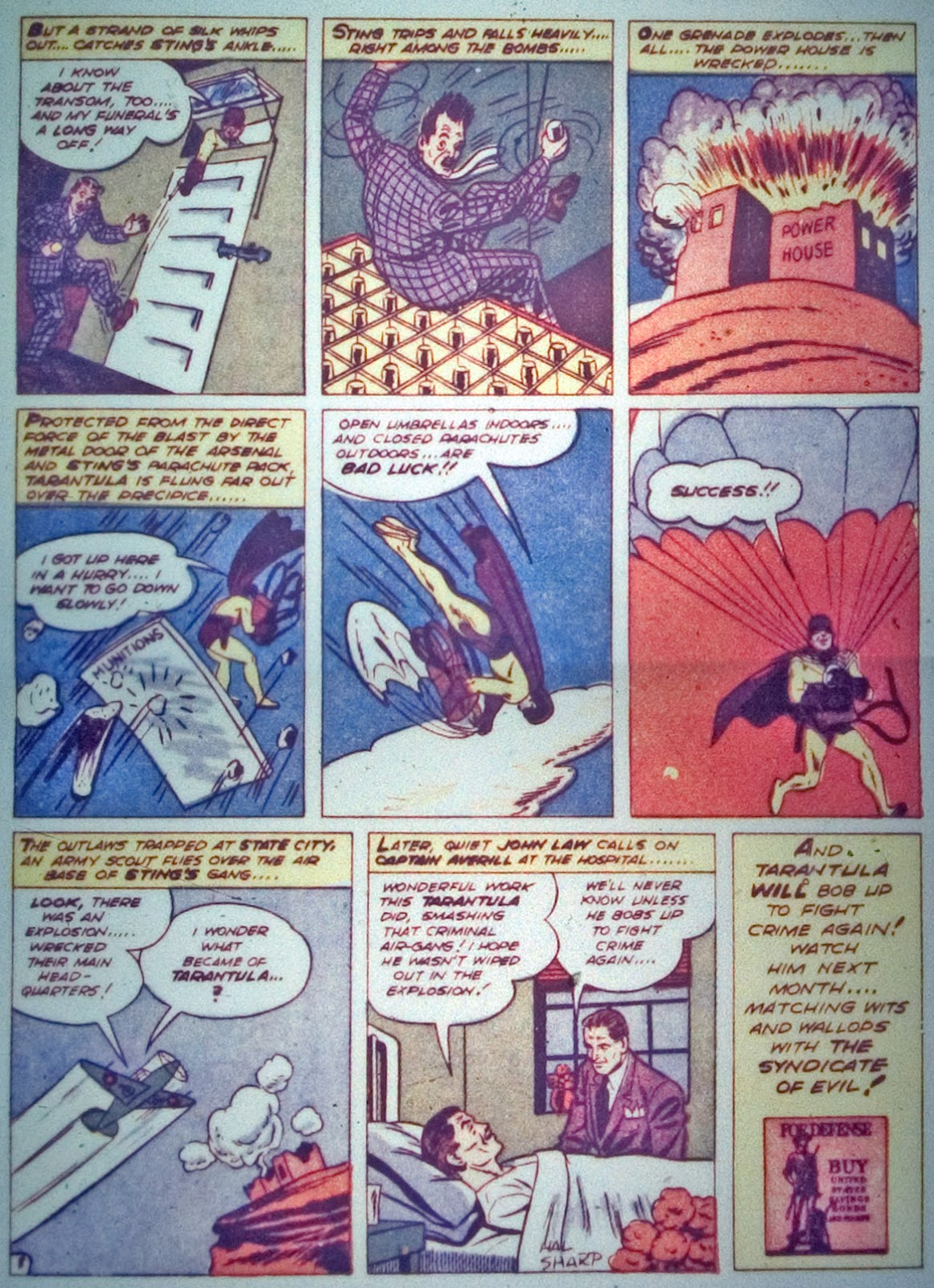 Star Spangled Comics (1941) issue 7 - Page 23