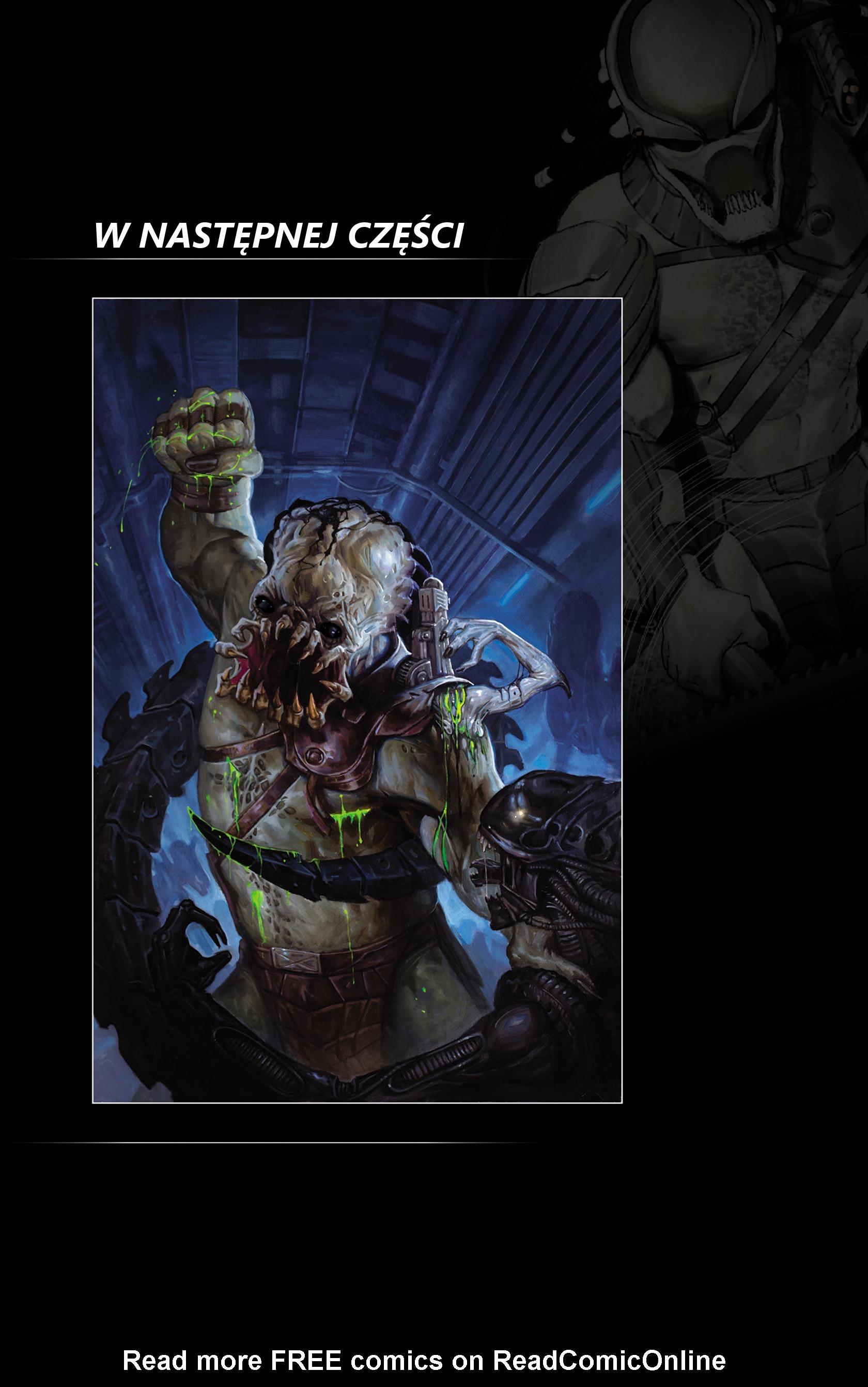Read online Alien vs. Predator: Fire and Stone comic -  Issue #2 - 25