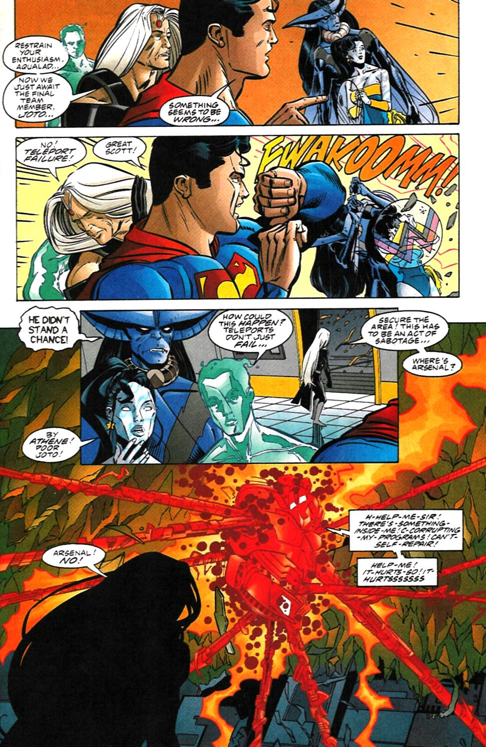 Read online Adventures of Superman (1987) comic -  Issue #1000000 - 15