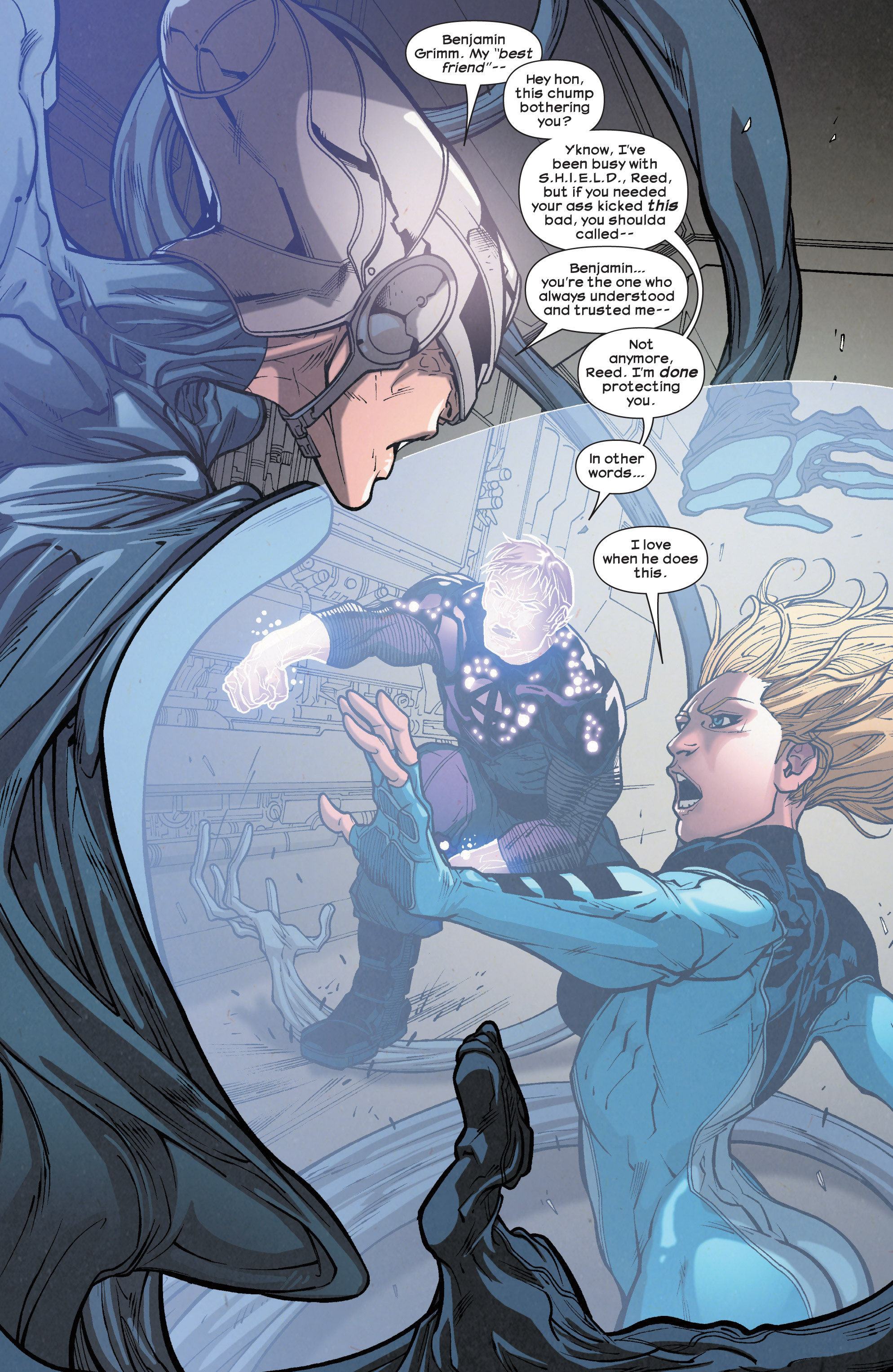 Read online Ultimate Comics Ultimates comic -  Issue #26 - 9