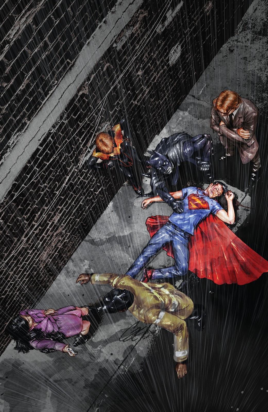 Read online Smallville Season 11 [II] comic -  Issue # TPB 6 - 79