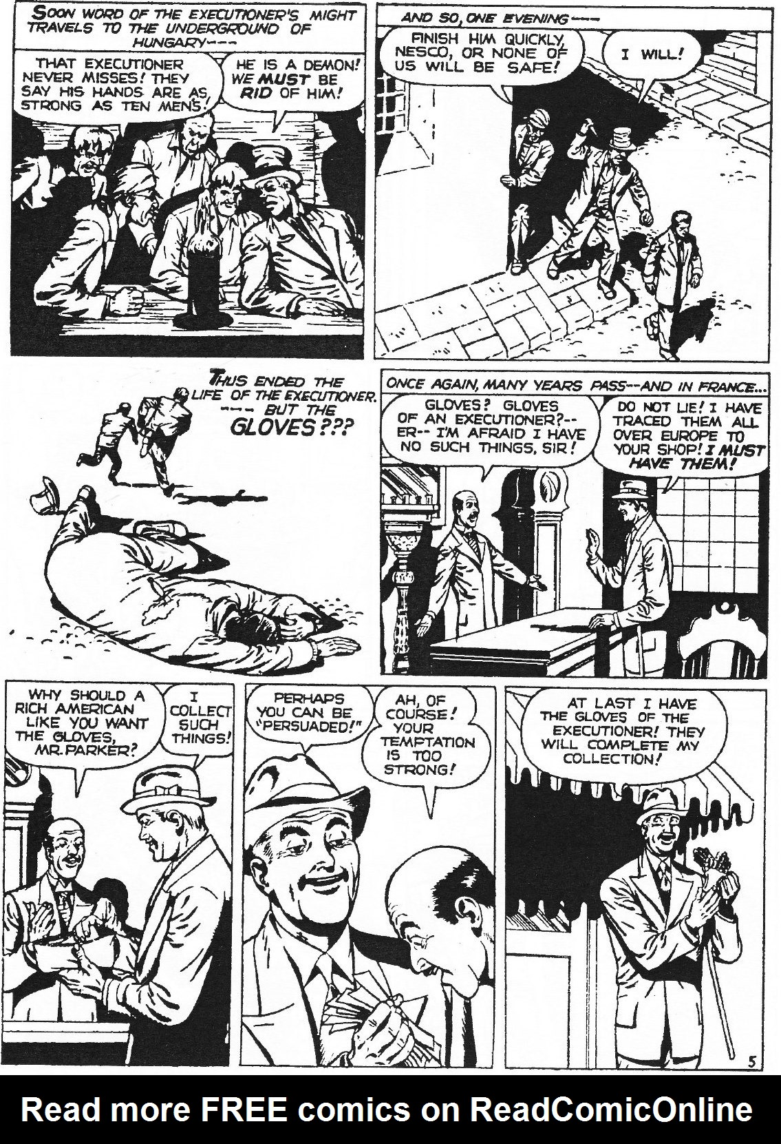 Read online Men of Mystery Comics comic -  Issue #82 - 135