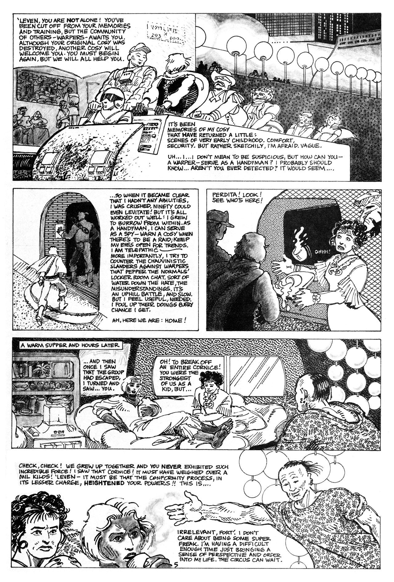 Read online Star*Reach comic -  Issue #16 - 7