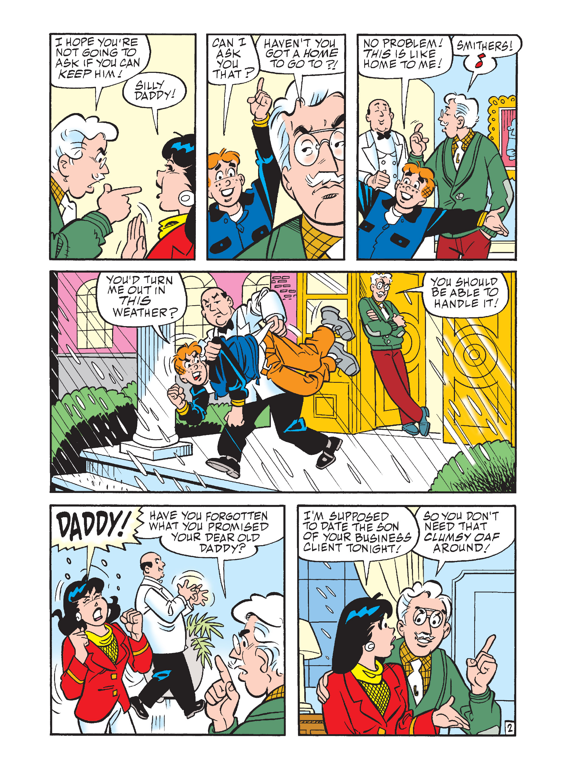 Read online Archie 1000 Page Comics Bonanza comic -  Issue #2 (Part 1) - 25